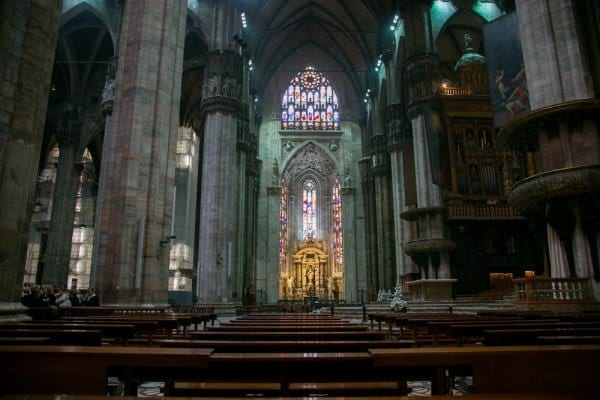 duomo interieur cathedrale
