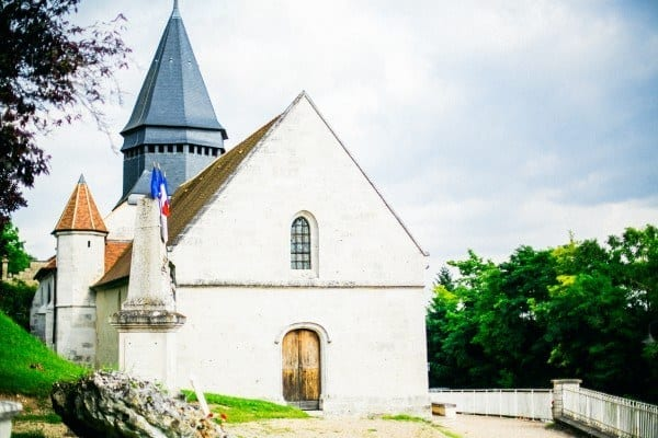 eglise giverny