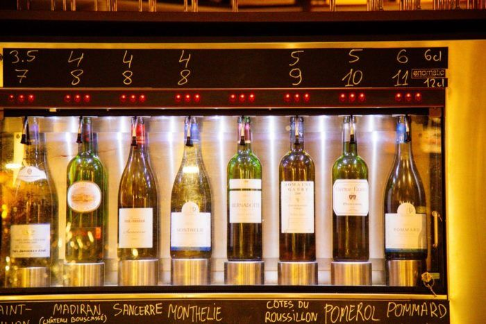 La Table Du Sommelier Test Du Menu D Gustation Les Escapades