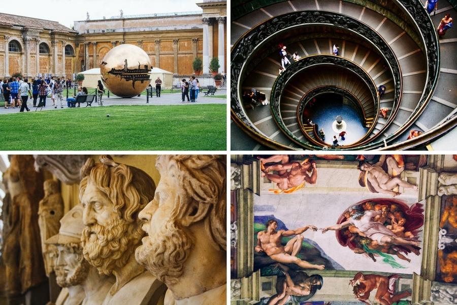 Vatican et Chapelle Sixtine Rome