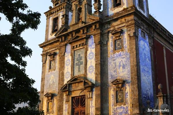 eglise-porto-Azulejos