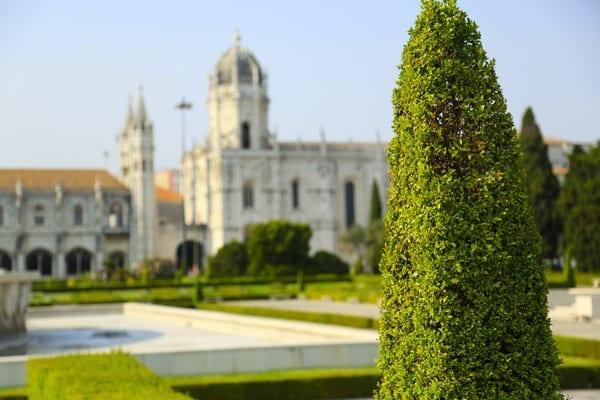 Le monastère des Jéronimos à Lisbonne