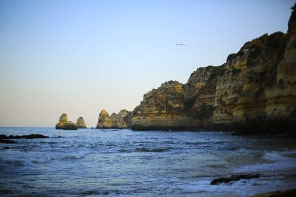 La plage de Dona Ana