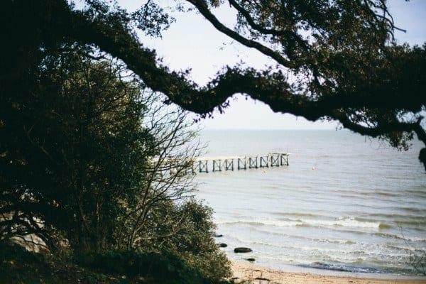 vue front de mer