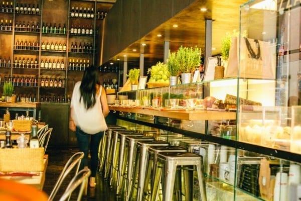 obika restaurant interieur