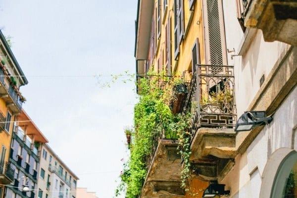 via brera balcon