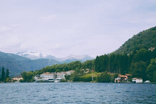 Pettenasco lac orta