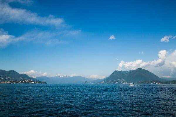 Iles Borromées Lac Majeur