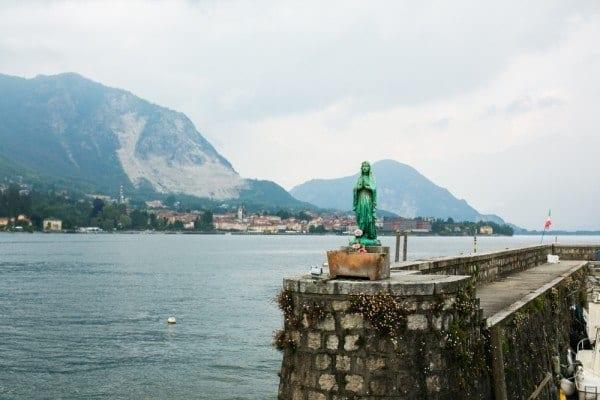isola superiore statuette
