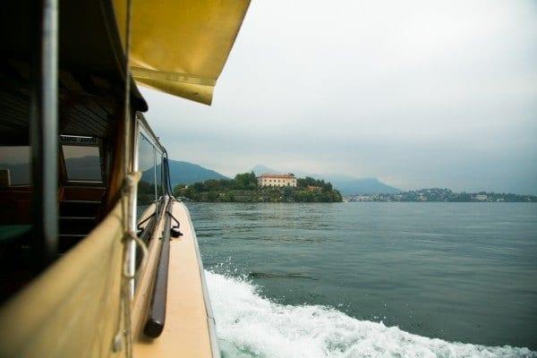 Lac Majeur navigation
