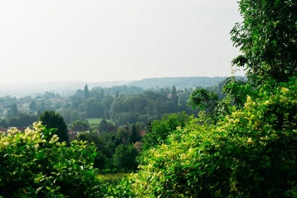 campagne eure paysage