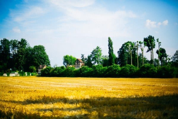 giverny paysage
