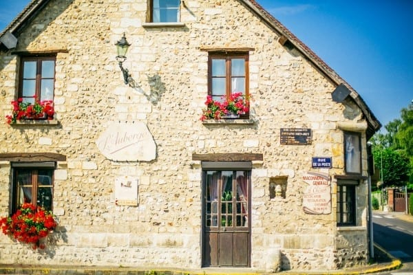 Auberge Fontaine-sous-Jouy