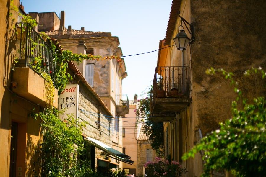 Ruelles de Porto Vecchio