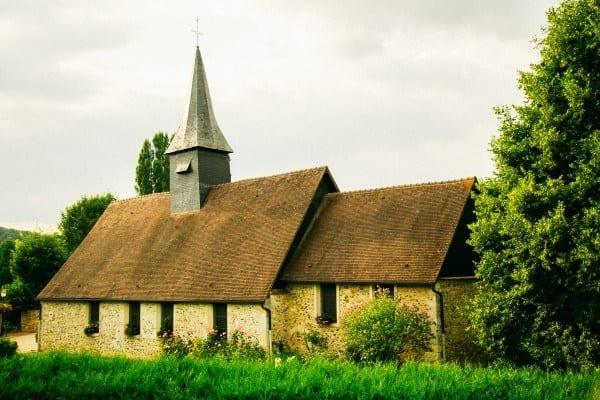 Eglise Fontaine-sous-Jouy