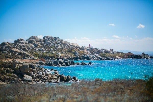 Les plages des Iles Lavezzi en Corse du Sud