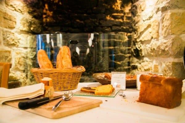 Petit-déjeuner Manoir du Lys