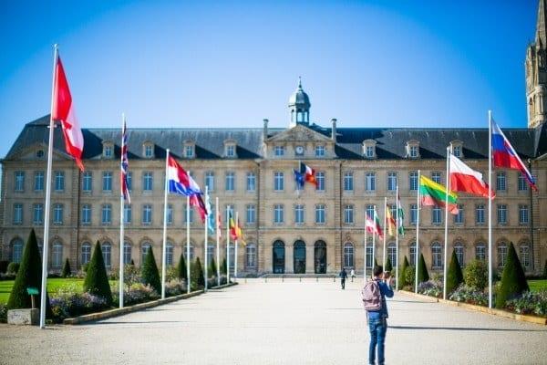Caen Hôtel de Ville