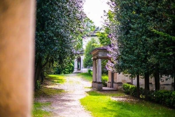 Sacro Monte Italie