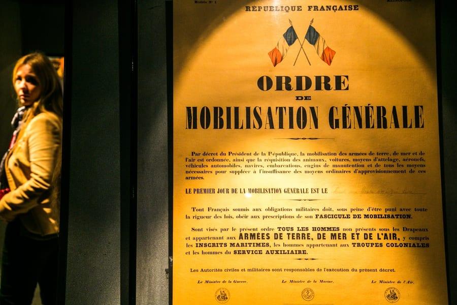 Salle Mémorial de Caen