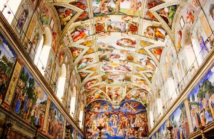 visiter le vatican rome que voir et que faire les escapades. Black Bedroom Furniture Sets. Home Design Ideas