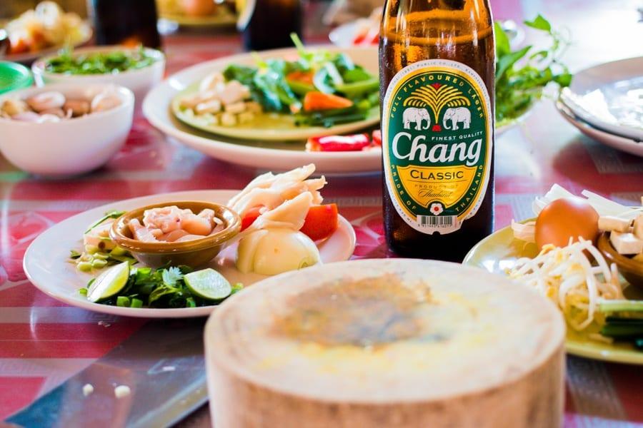 cours cuisine thailandaise