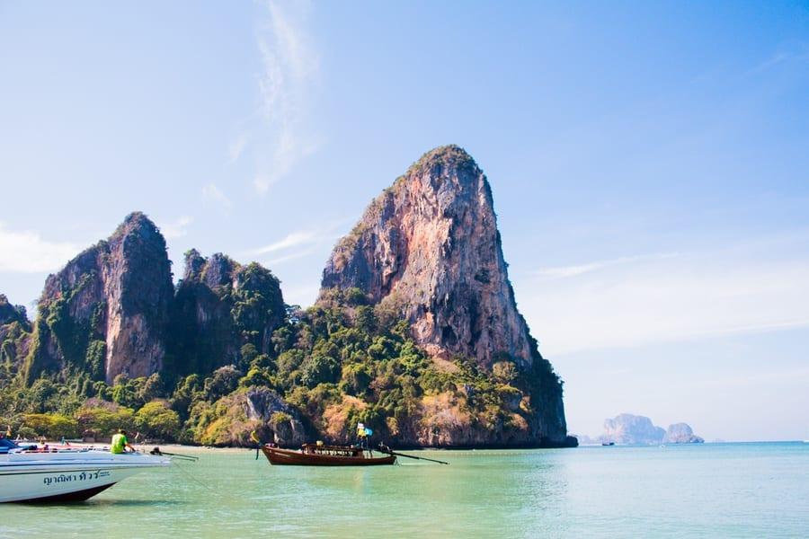 plage thailande