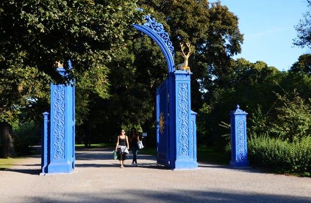 djungarden entrance