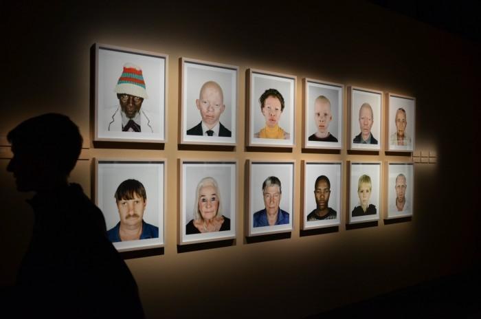 exposition au Fotografiska
