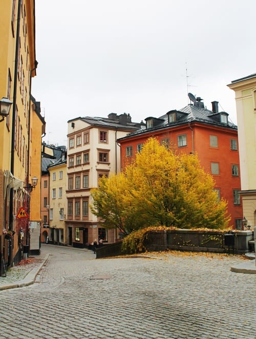 Gamla Lan Stockholm