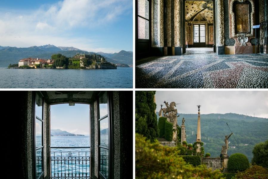 Isola Bella en Italie