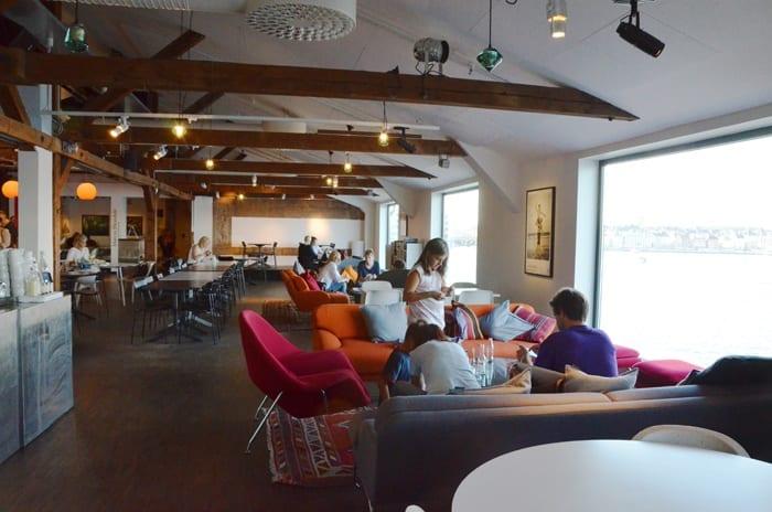 Le café du Fotografiska