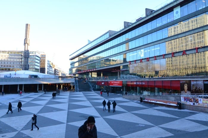 place Sergels Torg