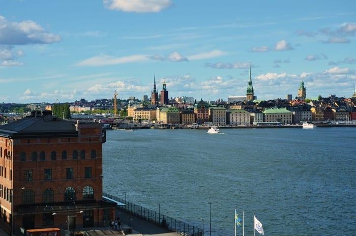 Vue Stockholm