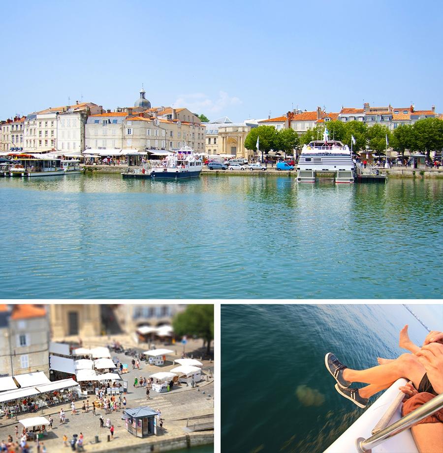 Un week end à La Rochelle