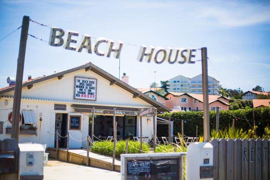 La Beach House à Anglet