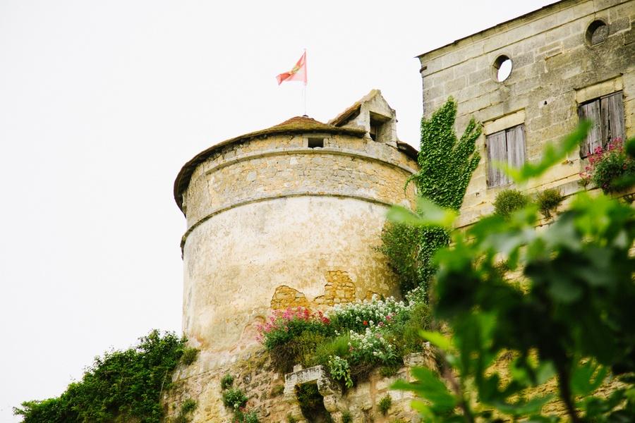La citadelle de Bourg en Gironde
