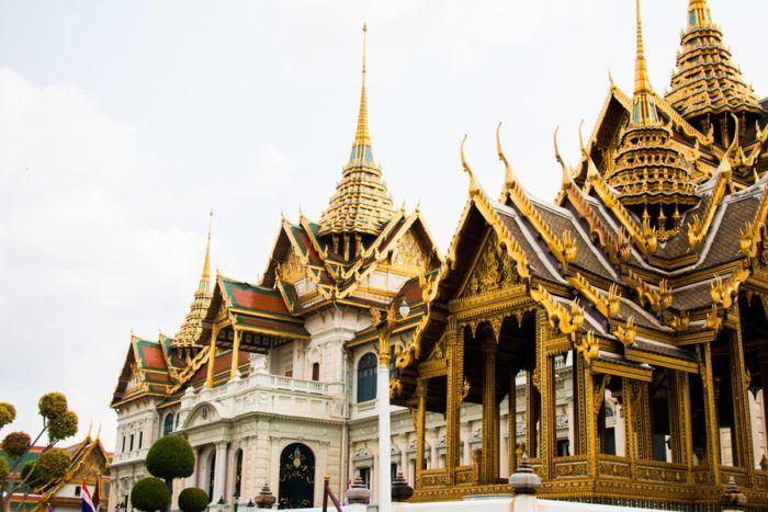Monument Wat Phrat Keo