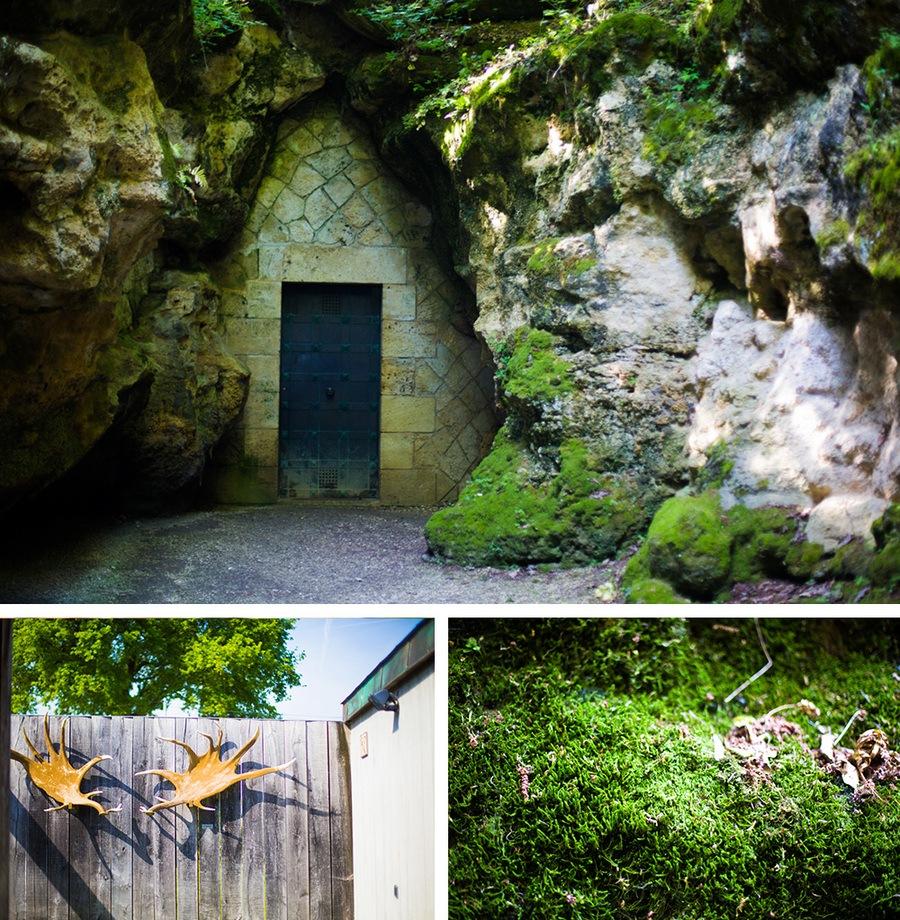 La grotte de Pair Non Pair
