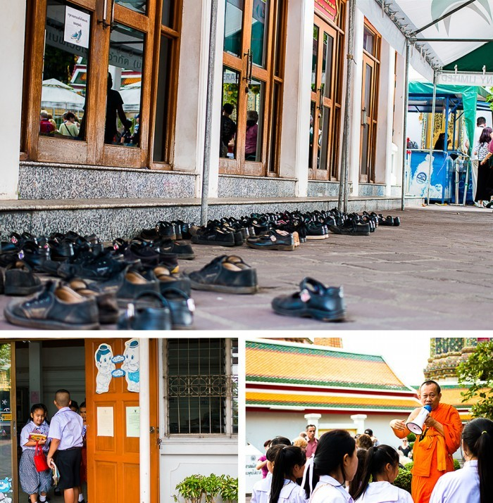 L'école du Wat Pho