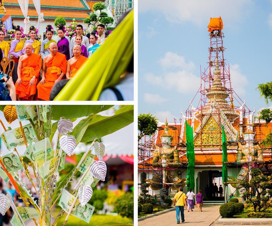 Une visite du Wat Arun de Bangkok