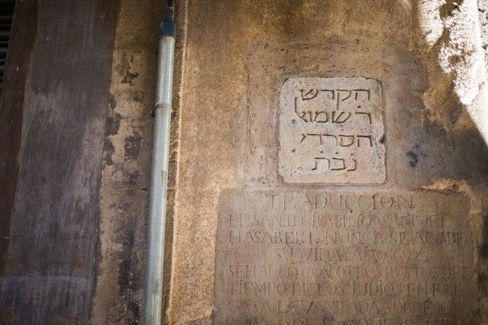 inscription hebreux barcelone