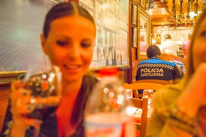 Le restaurant salamanca de Barcelone