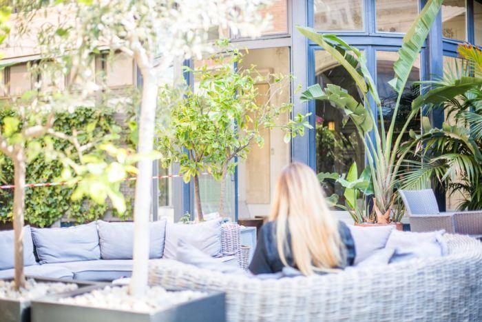 Terrasse Praktik Rambla