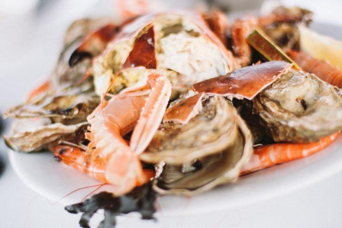 Diner en pleine mer Kapalouest