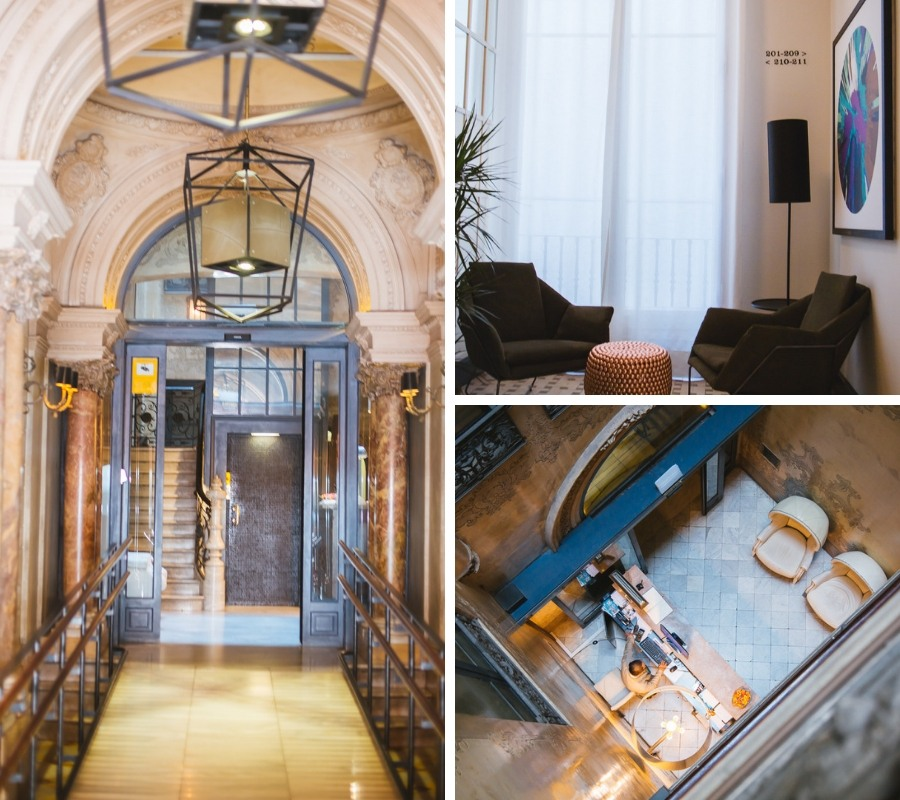 hotel praktik rambla barcelone