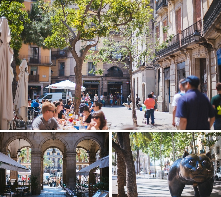 places barcelone