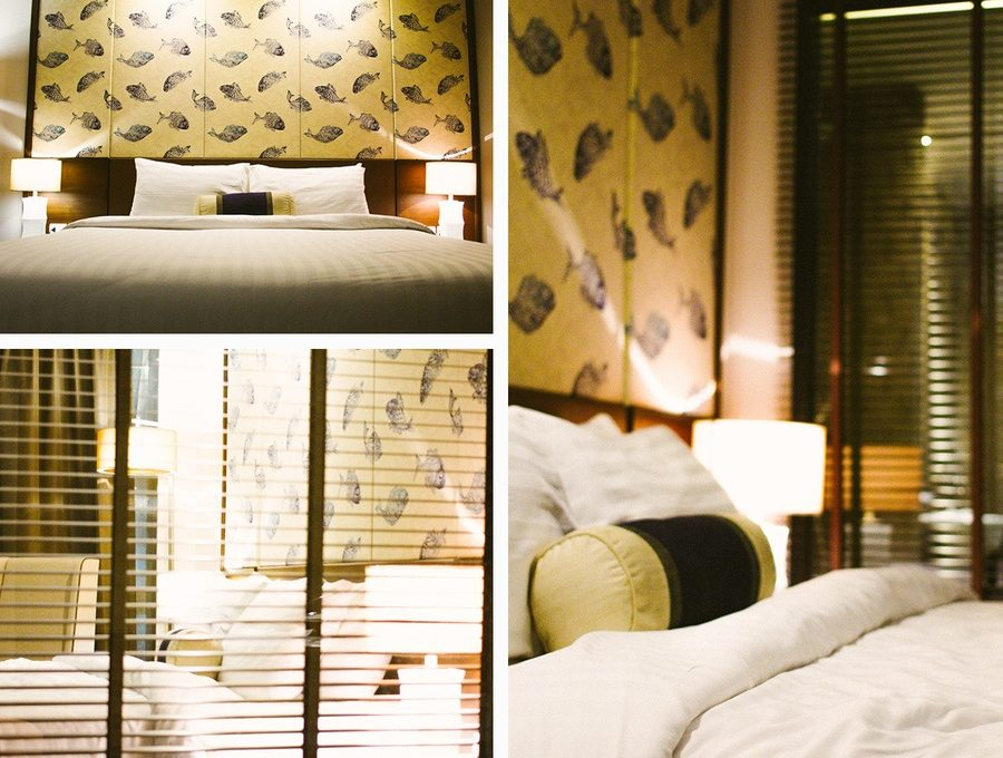 la chambre de l'hôtel Casa Nithra