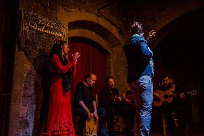 Où voir un spectacle de flamenco à Barcelone ?