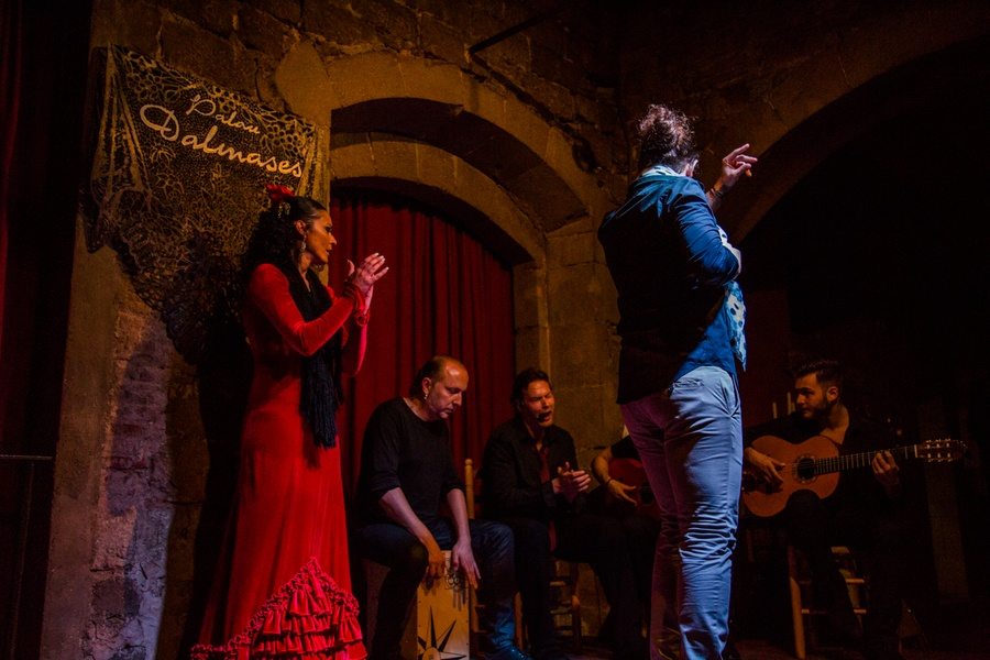 flamenco-barcelone
